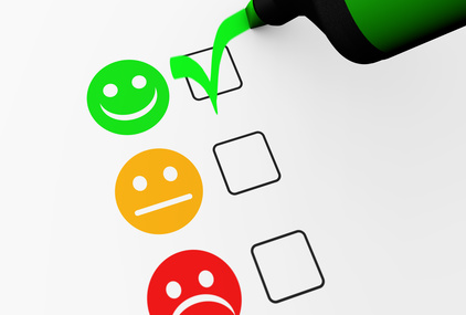 Customer Happy Feedback Business Quality Checklist