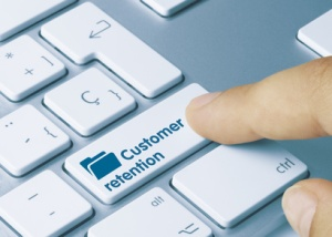 client retention vs new customer development customer retention