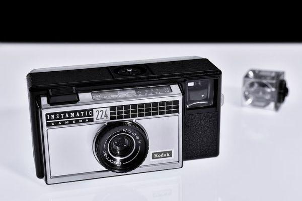 Kodak self destruction